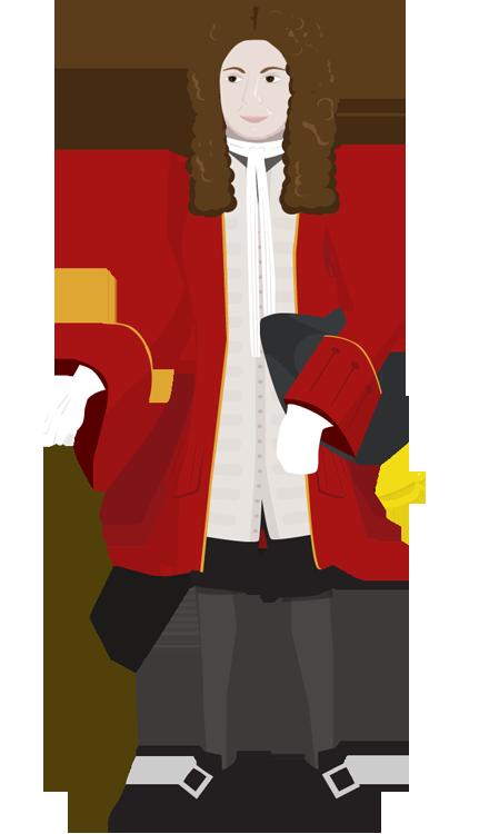 Sir John Cass character