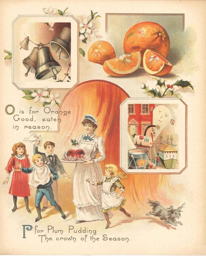Image 1894 advent calendar ill. Alfred Jacknson