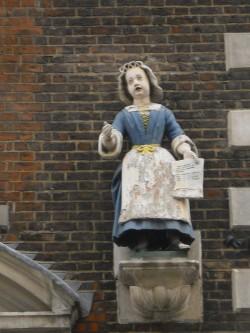 18c child Statue NOT Cass 3