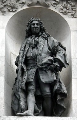 Cass Statue