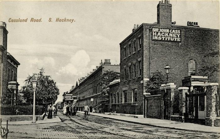Cassland Road 1900