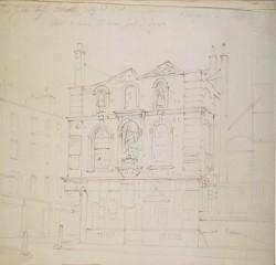First school sketch