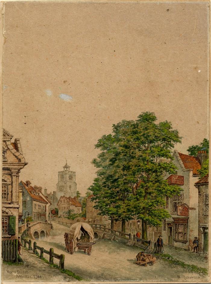 Hackney 1840