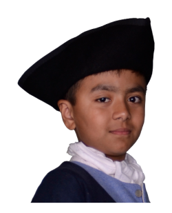 Georgian Boy Costume